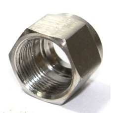 SS Nut Hex Compression OD Fitting Stainless Steel 304